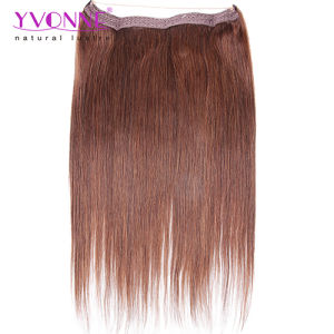 Color #2 Brazilian Flip in Hair Extension pictures & photos