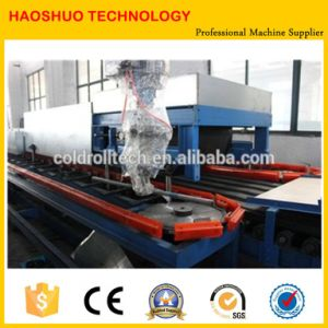 EPS PU Sandwich Panel Making Roll Forming Machine pictures & photos