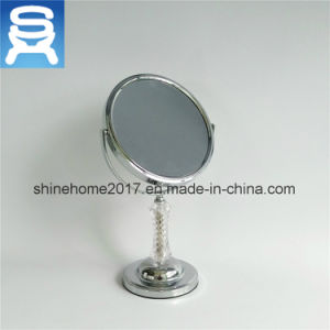 Double Sided 5 Times Magnifying Makeup Bathroom Mirror, Vanity Bathroom Cosmetic Mirrors pictures & photos