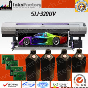 Mimaki Sij-320UV UV Curable Inks pictures & photos