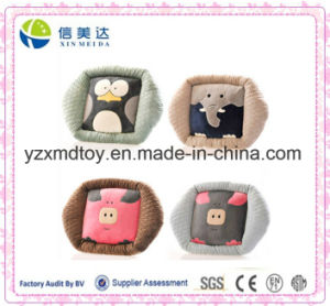 High Quality Washable Plush Animal Office Cushion pictures & photos