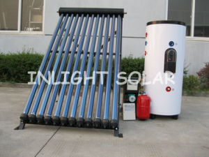 2016 Best Selling Solar Hot Water Heater (1 Coils in Tank) pictures & photos