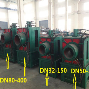 Corrugated Flexible Metal Hose Manufacturing Machine pictures & photos