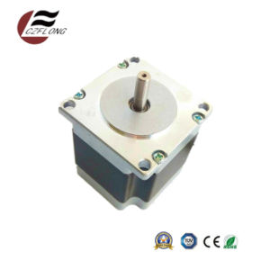 1.8deg NEMA23 Stepper Motor for CNC Sewing Engraving Machine pictures & photos