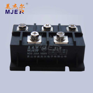 Three Phase Bridge Rectifier Module Mds 200A 1600V pictures & photos