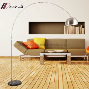 Indoor Hotel Height Adjustable Fishing Standing Floor Lamp pictures & photos