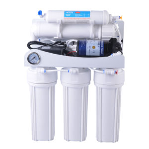 5 Stage Home Water Purifier RO System for Home Use pictures & photos