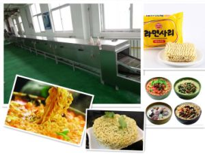 Africa Market Popular Instant Noodle Making Machine pictures & photos