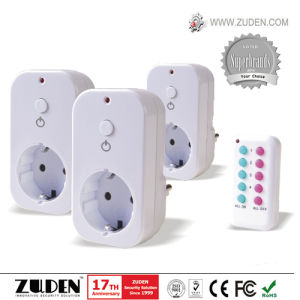 Wireless Remote Control Power Socket Switch for Home Automation pictures & photos