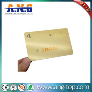 Silver Printing Canteen MIFARE Ultralight C Card pictures & photos
