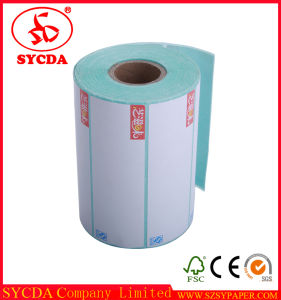 Customized Thermal Printed Paper Sticker Adhesive Label pictures & photos