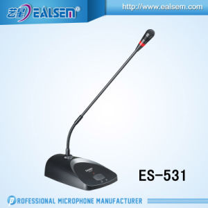 Es-531 Flexible Gooseneck Microphone Wire Condenser Conference Microphone pictures & photos