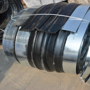 Steel Edge Rubber Water Stop for Concrete Joint pictures & photos