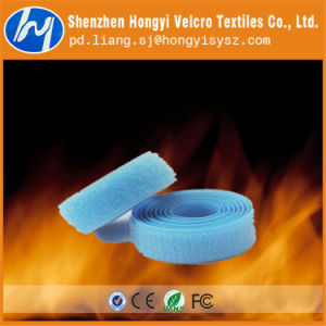 Hot Sale Customized Fireproof Hook & Loop Velcro for Clothes Bags pictures & photos