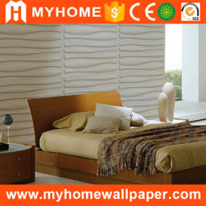 Waterproof Interior Decorative Simple Installation Decorative 3D Wall Panel pictures & photos