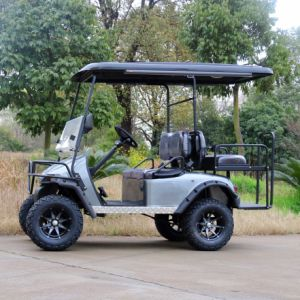 Customized 4 Seats Electric Hunting Golf Cart pictures & photos