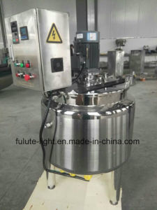 1000 Liter Food Grade Stainless Steel Chemical Mixing Tank pictures & photos