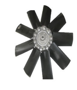Screw Air Compressor Parts Blade Air Cooler Fan Water Fan pictures & photos