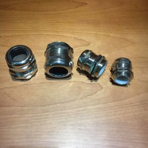 M12-M63 Waterproof Junction Brass Cable Gland pictures & photos
