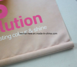 Plastic Pole Fabric Hanging Banner (SS-FH45) pictures & photos