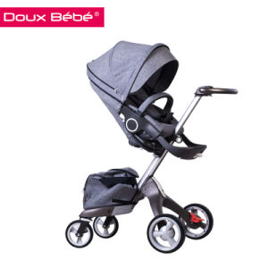 2017 Best Selling Foldable Baby Stroller Kids Stroller pictures & photos