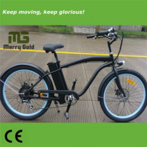 2017 Hot Selling Green Power 250W Beach Cruiser Electric Bicycle pictures & photos
