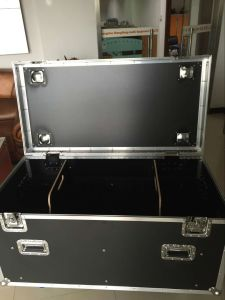 Big Size Cable Trunk with 12mm Plywood pictures & photos