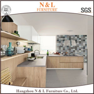 Hot Sell Modern Home Furniture Wood Kitchen Cabinet pictures & photos