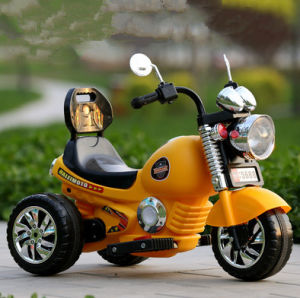 New Design 2017 Childern Motor Bike Kids Electric Motorcycle pictures & photos