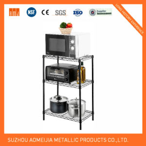 Metal Wire Display Exhibition Storage Shelving for Iceland pictures & photos