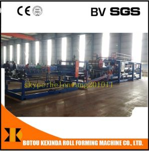 Sandwich Panel Roof Panel Roll Forming Machine pictures & photos