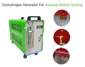 300L Gas Output Hho Brown Gas Produce Machine Laborary Use Glass Bottle Sealer pictures & photos