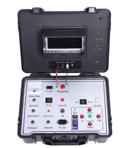 Deep Well Inspection Camera 75mm Camera 7′′ Digital Screen 7NA pictures & photos