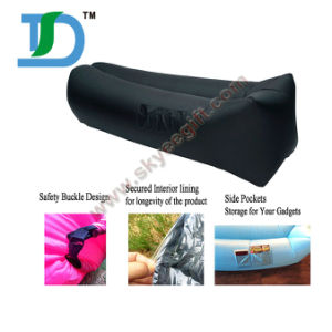 Inflatable Lounger Sofa with Customized Color and Style pictures & photos