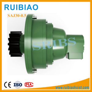 Saj40-1.2A Anti-Fall Sribs Safety Device for Construction Hoist pictures & photos