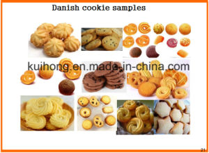 Kh Ce Approved Cookie Forming Machine pictures & photos