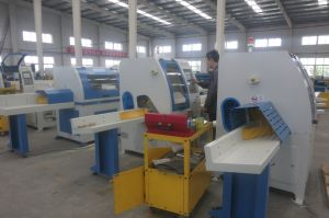High Efficiency and Precision Wood Cross Cutting Saw pictures & photos