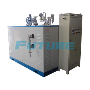 PLC Controlled Horizontal Electric Boiler for Ethiopian Markets pictures & photos