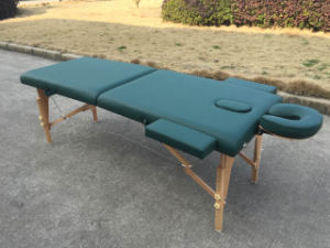 Classic Portable Massage Bed Massage Couches in EU Countries Mt-007r pictures & photos