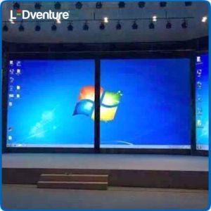 Indoor Full Color Large LED Electronic Panel for Advertising Media pictures & photos