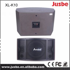 "High Quanlity 10"" Inch 200W PRO Sound System Karaoke Speaker pictures & photos"