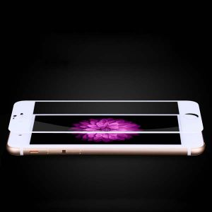 Silk-Screen Printing Full Covered Anti Scratch Screen Protector for iPhone 7/7 Plus pictures & photos