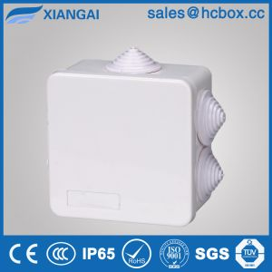Hc-Ba 85*85*50mm Waterproof Junction Box Electrical Box Wire Box pictures & photos