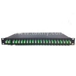 Customized 100g 41 CH 19 Inch DWDM Rack pictures & photos