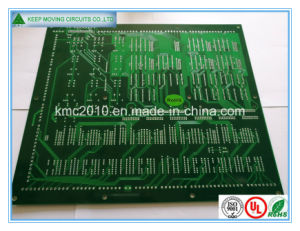 4-Layer Thick Copper Green Fr4 HASL PCB pictures & photos