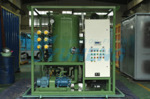 Two Stage High Vacuum Transformer Oil Filtration Machine Zja Series pictures & photos