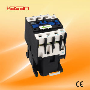 The Newest Type LC1-D09A/12A/18A/25A/32A/40A/50A/65A /80A/90A AC Contactor (LC1-D) pictures & photos