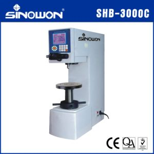 Sinowon Advanced CE Certified Brinell Hardness Tester Instrument (SHB-3000C) pictures & photos