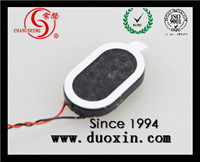 15mm*10mm 8 Ohm 0.6W 1350Hz Oval Shaped Mini Dynamic Speaker pictures & photos