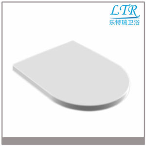 Hot Sale Bathroom Super Slim Toilet Seat pictures & photos